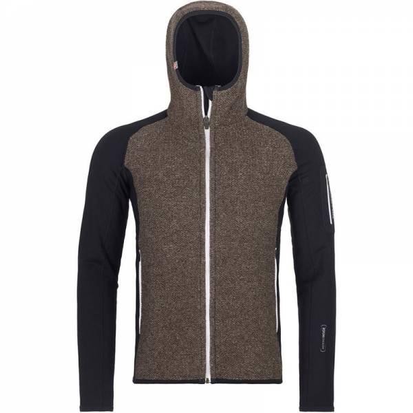 Ortovox Fleece Plus Classic Knit Hoody M | ski-shop.ch