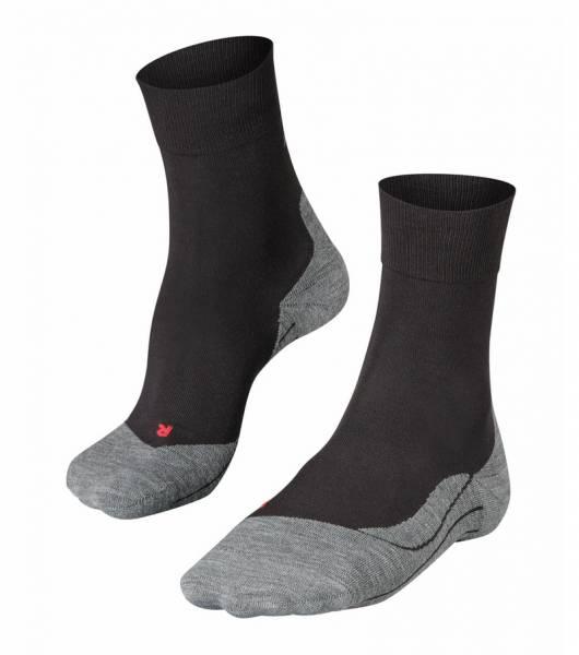 Falke RU4 Herren Running Socken Black