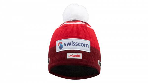 Reusch Swiss-Ski Team Beanie Red