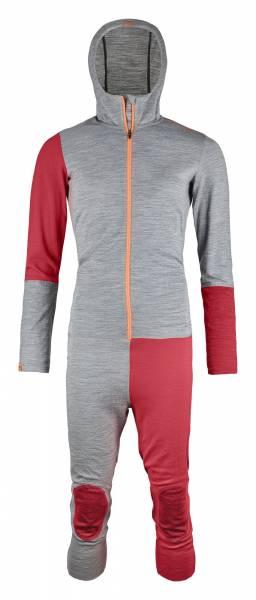 Ortovox 185 R`N`W Overall  Grey Blend Damen