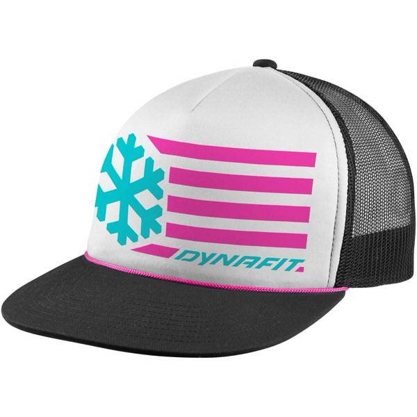 Dynafit Trucker Cap Pink | Klassischer Sonnenschutz