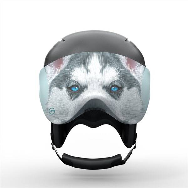 Gogglesoc Husky Visorsoc | Visierhelmschutz