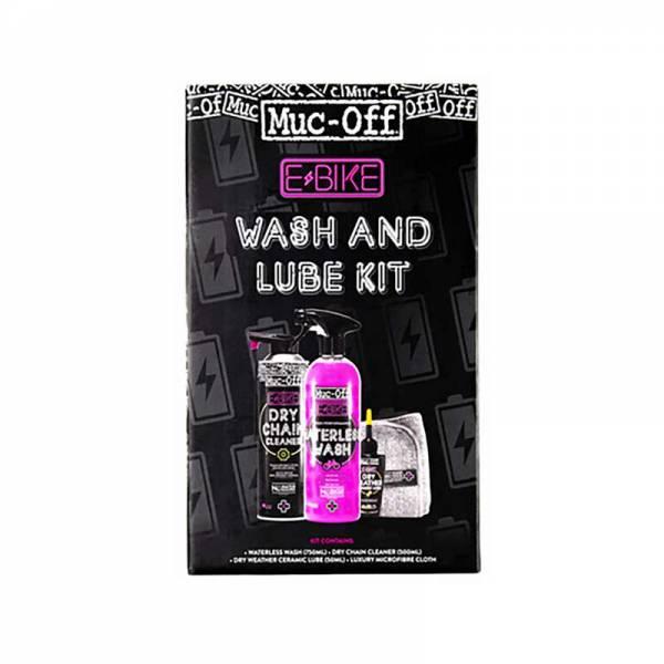 Muc-Off eBike Wash & Lube Kit