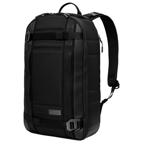Douchebags The Backpack Black Leather