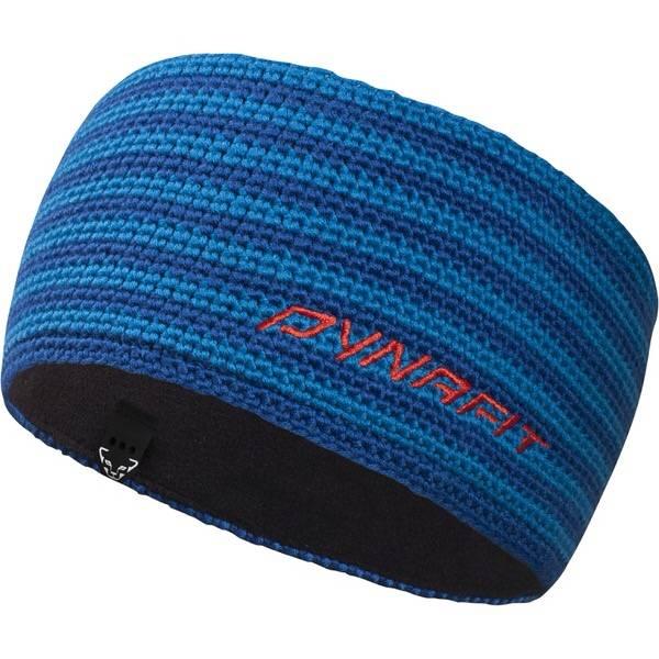 Dynafit Hand Knit Headband Blue | Handgestricktes Stirnband