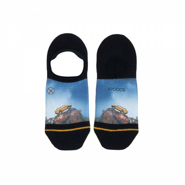 XPOOOS Socks Doing Difficult Invisible | Neu in der Schweiz
