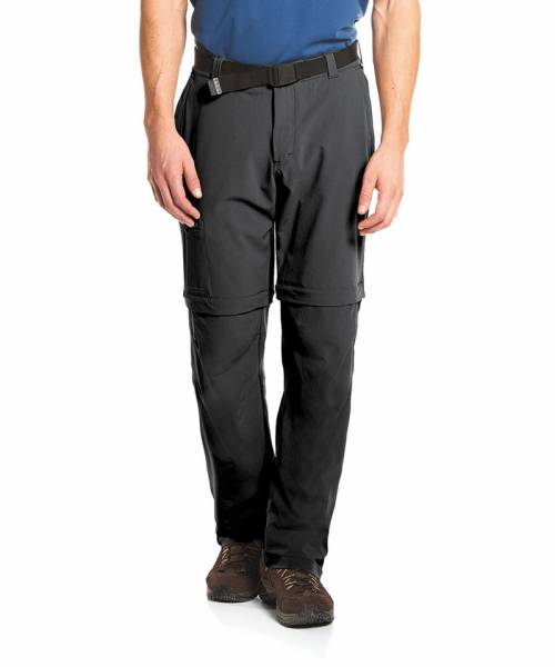 Maier Sports Tajo Black Wanderhose | ski-shop.ch