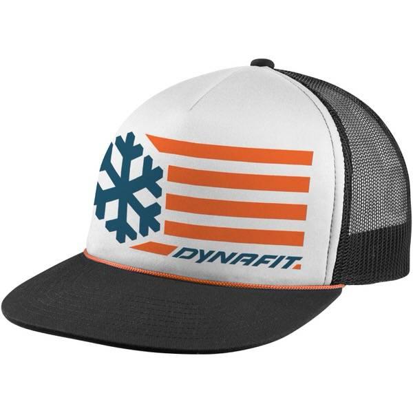 Dynafit Trucker Cap Orange | Tourenskimütze für Schutz vor der Sonne