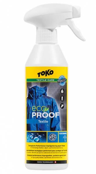 Toko Eco Textile Proof Imprägnierung