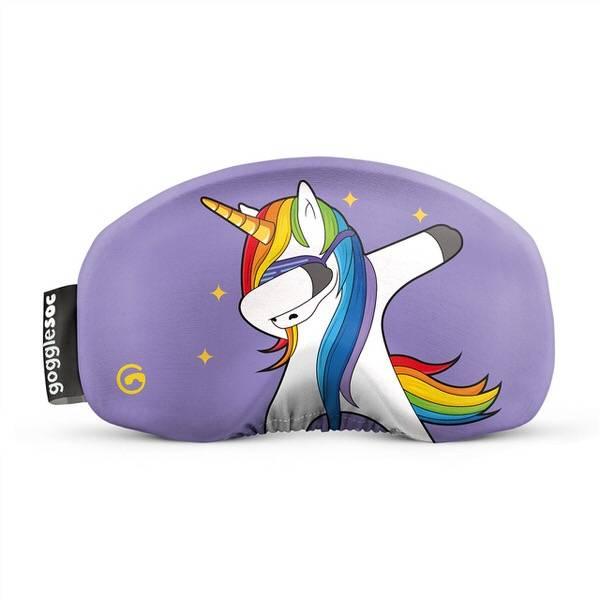 Gogglesoc Unicorn Soc | Skibrillen Schutz und Putztuch mit Style