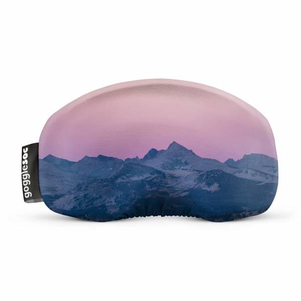 Gogglesoc Alpenglow | Skibrillen Schutz und Putztuch mit Style