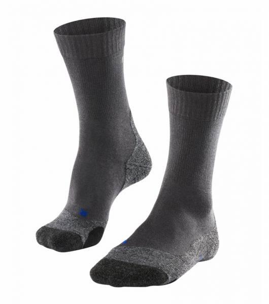 Falke TK2 Cool Herren Trekking Socken Asphalt Mel.