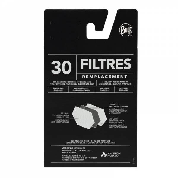 Buff Replacment Filter 30 Units