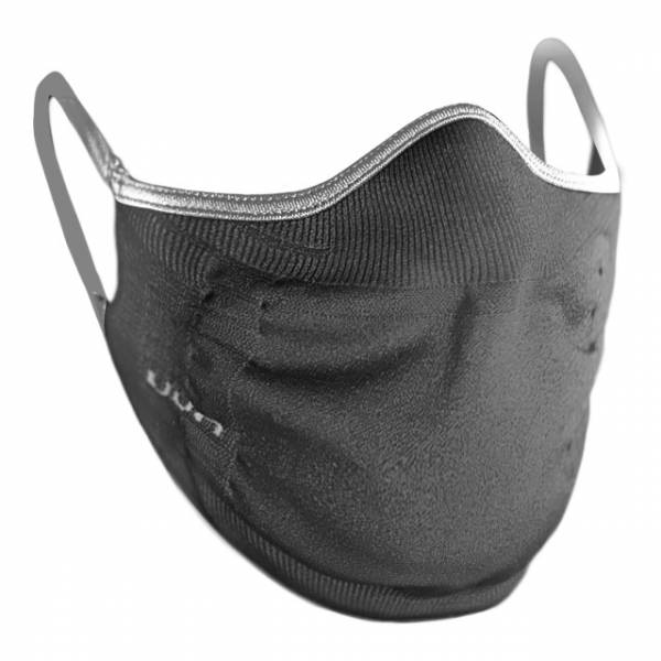 Community Mask Plus Viroblock black pearl grey