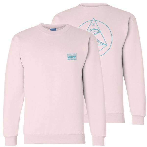 Nidecker Sweatshirt Snowsurf Pink | ski-shop.ch | Snowboard-Shop