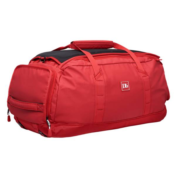 Douchbags The Carryall 65L Scarled Red