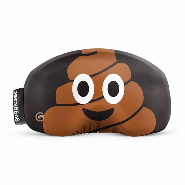 Gogglesoc Poop   Skibrillen Schutz und Putztuch mit Style