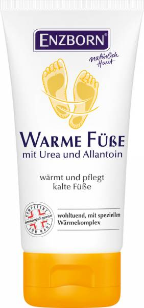 Enzborn Warme Füsse Creme 75 ml