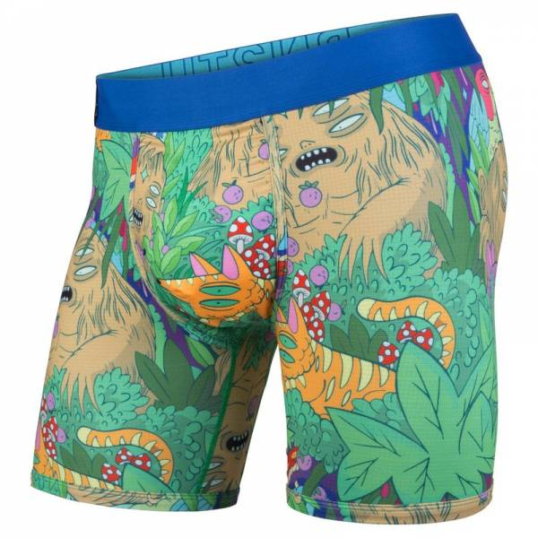 BN3TH  ENTOURAGE BOXER BRIEF: LURKING IN THE JUNGLE