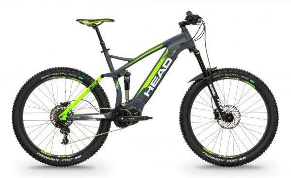 Head Terni E7000 | E-Bike für Waldwege und harte Trails