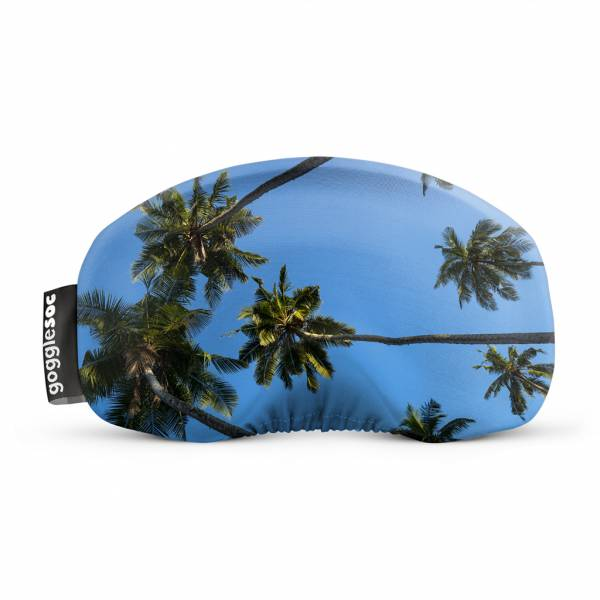 Gogglesoc Island   Skibrillen Schutz und Putztuch mit Style