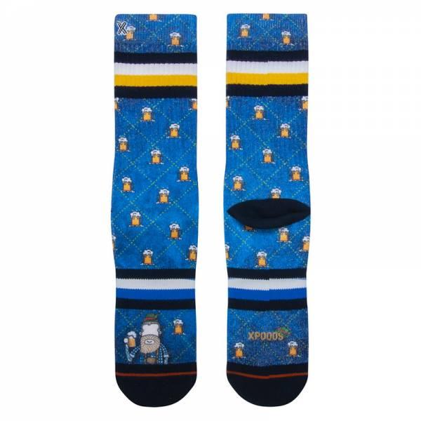 XPOOOS Socks Pint Luke