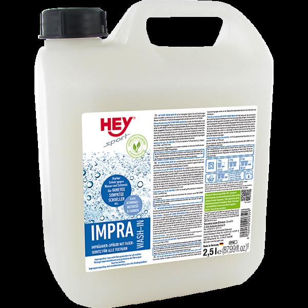 Das Impra Wash-In ist für alle Funktionstextilien geeignet.