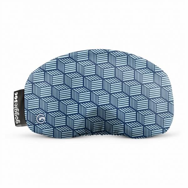 Gogglesoc Cube | Skibrillen Schutz und Putztuch mit Style