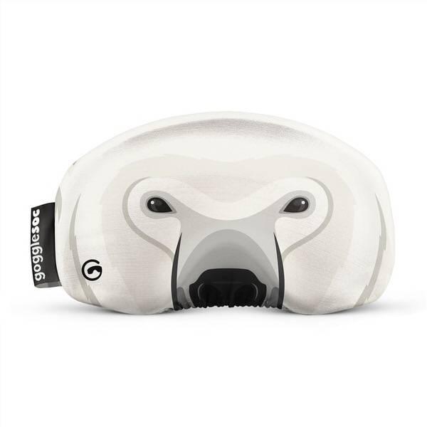 Gogglesoc Polar Soc | Skibrillen Schutz und Putztuch mit Style
