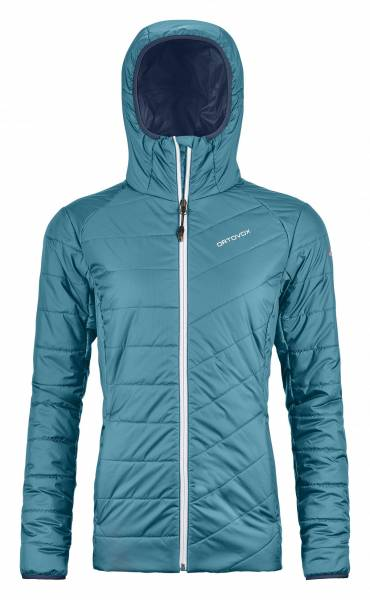 Ortovox Piz Bernina Jacket Women Aqua