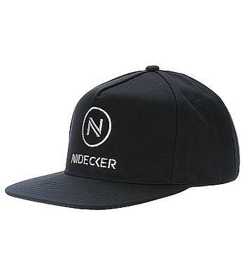 Nidecker Cap Corp. Blk