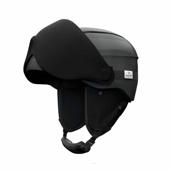 Gogglesoc Visorsoc Black | Skibrillen Schutz und Putztuch mit Style