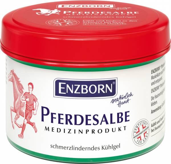 Enzborn Pferdesalbe Dose 400 ml