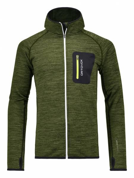 Ortovox Fleece Melange Hoody Green