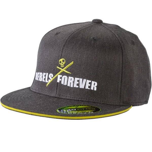 Head Rebels Cap | Flexfit Mütze mit stylischem design Rebels club Design