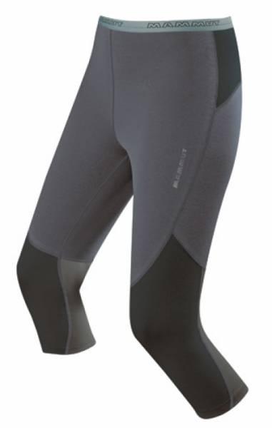 Women Alpine Underwear Pants 3/4 All-Year Grey