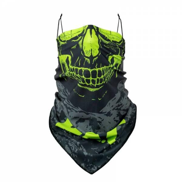 PAC ViralOff Filter Mask Tube 2.0 Mountain Skull