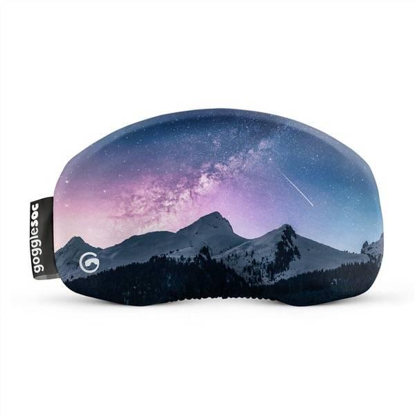 Gogglesoc Mt. Space | Skibrillen Schutz und Putztuch mit Style
