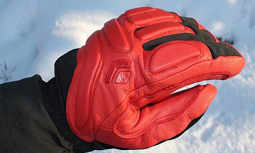 Black Diamond Guide Red Glove