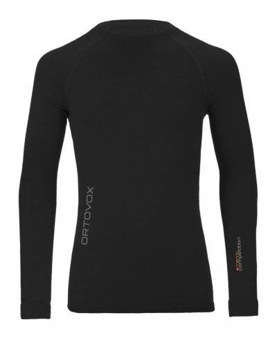 Ortovox 230 COMPETITION LONG SLEEVE Black