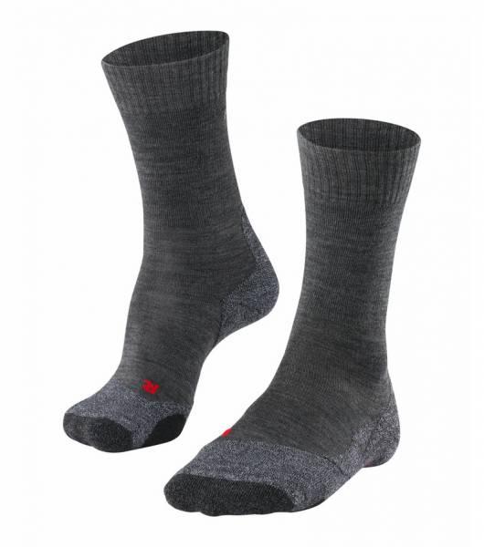 TK2 Damen Trekking Socken Asphalt Mel.