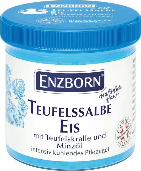 Enzborn Teufelssalbe Eis 200 ml