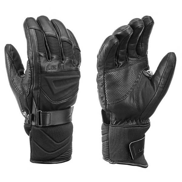 Leki Griffin S Schwarz | Leki Handschuhe mit Trigger S System