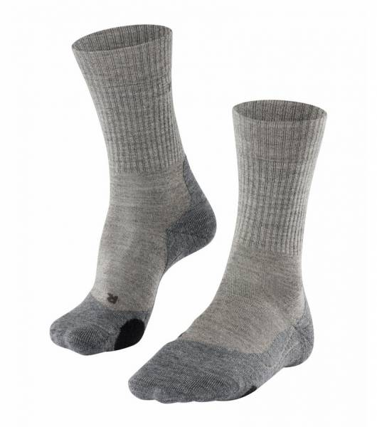 Falke TK2 Wool Herren Trekking Socken Kitt Mouline