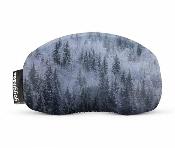 Gogglesoc Pines Soc | Skibrillen Schutz und Putztuch mit Style