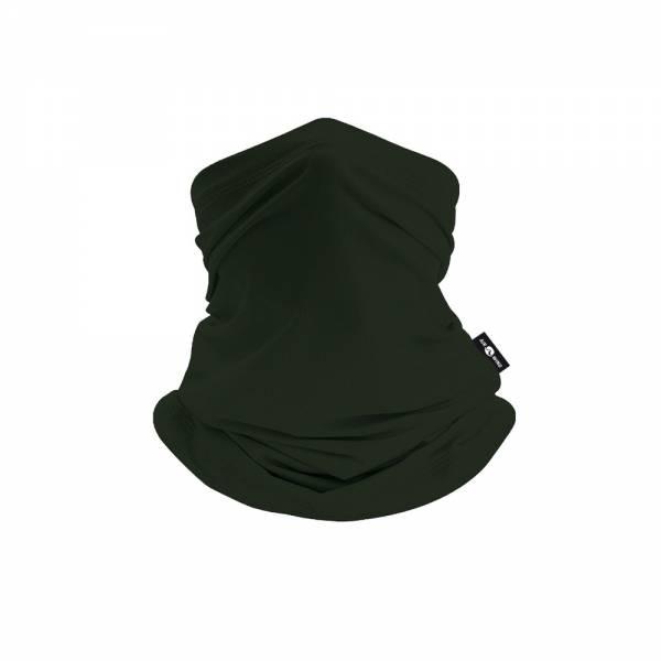 SCARF MASK-Olive Uni