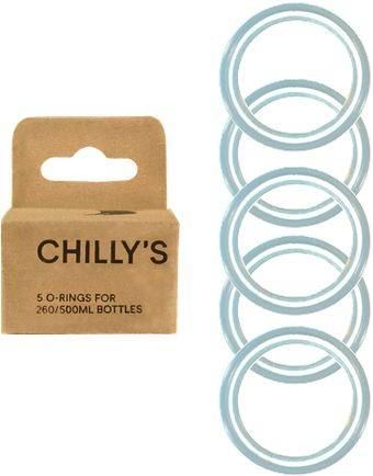 Chillys Replacement O-Rings 260ml/500ml