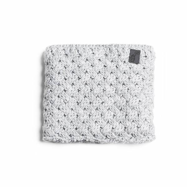 Stroller Neckwarmer grey