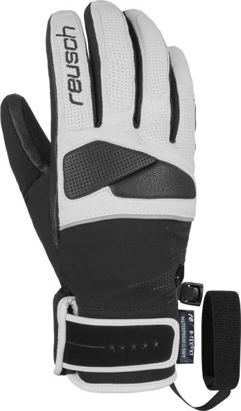 Reusch Mikaela Shiffrin R-TEX Black/White | ski-shop.ch
