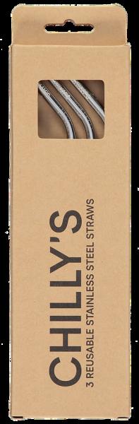 Chillys Strohhalm 3x